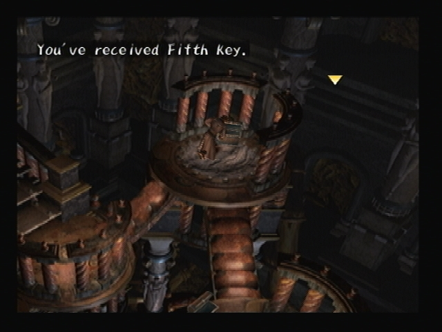 Shadow Hearts Teleport Chest Float