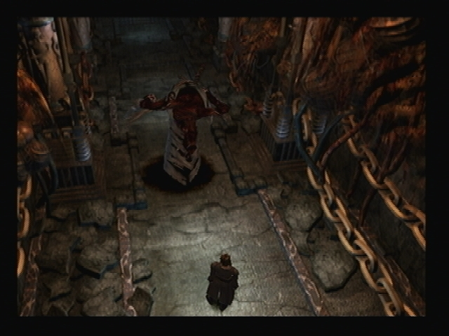 SCapegoat Boss Shadow Hearts