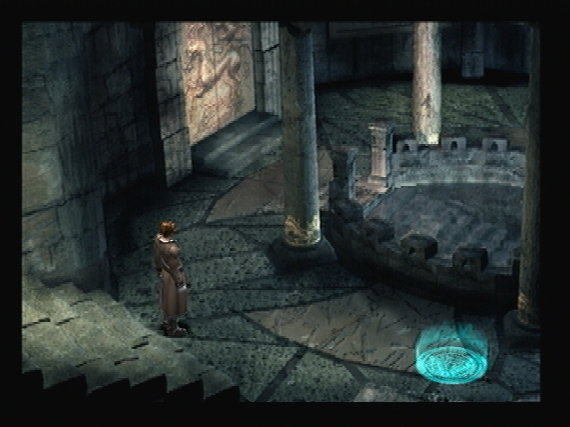 Foyer Ancient Ruins Shadow Hearts