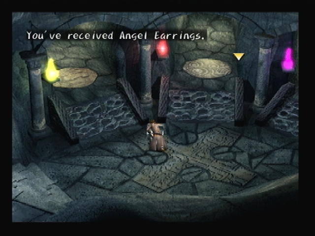 Light Ancient Ruins Shadow Hearts