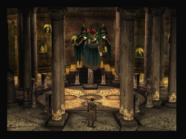 Boss Chamber Ancient Ruins Shadow Hearts