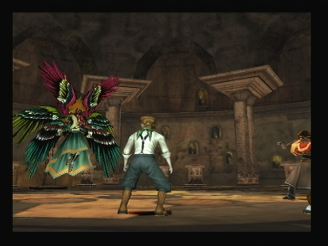 Seraphim Ancient Ruins Shadow Hearts