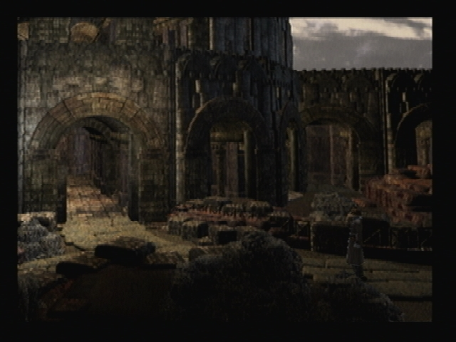 Cave Temple Exterior Shadow Hearts