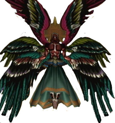 Seraphim Boss Shadow Hearts