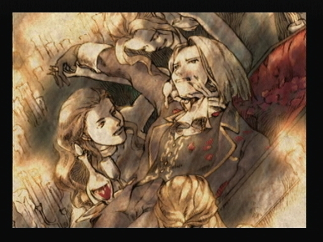Keith Valentine Shadow Hearts Ending