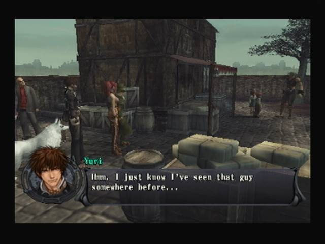 Grand Papillon Le Havre Shadow Hearts Covenant