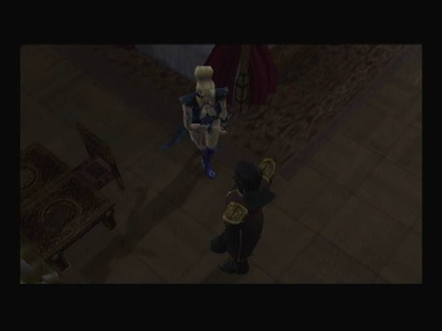 Rasptuin and Veronica Shadow Hearts Covenant