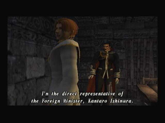 Nicolai meets Kato Shadow Hearts Covenant