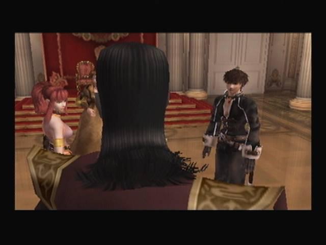Yuri Rasputin Shadow Hearts Covenant