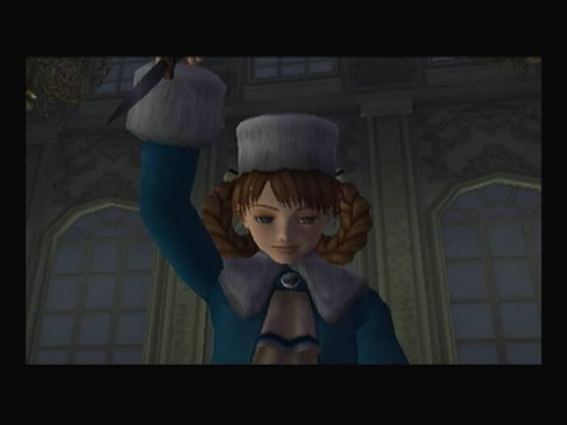 Anastasia knife Alexei Shadow Hearts Covenant