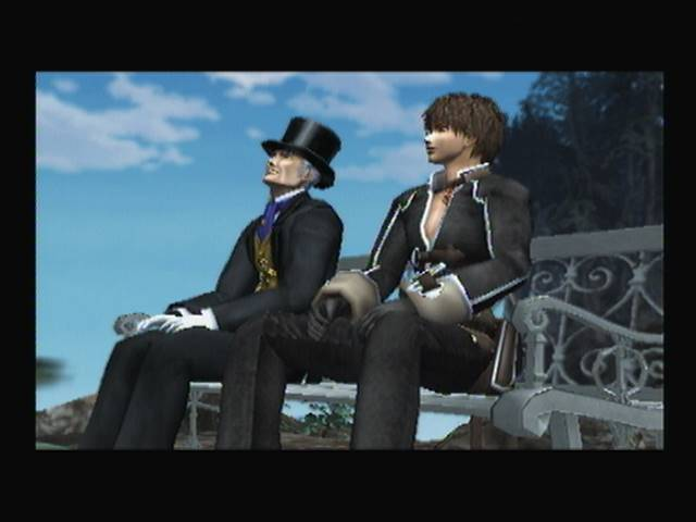 Yuri Albert Simon Shadow Hearts Covenant