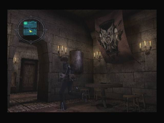 Sapientes Gladio Headquarters Shadow Hearts Covenant