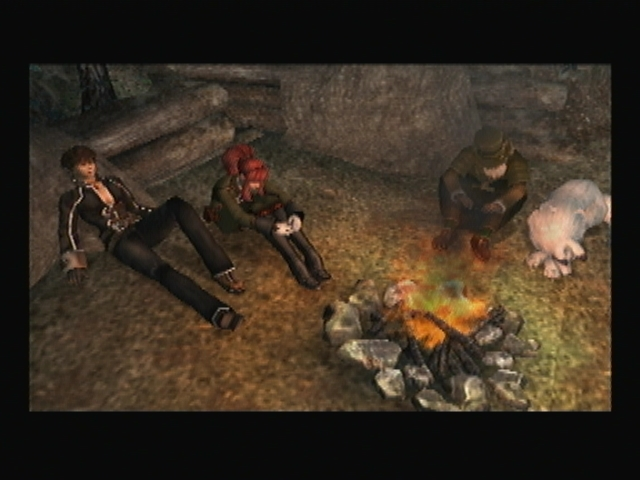 Ardennes Forest Fireplace Shadow Hearts Covenant