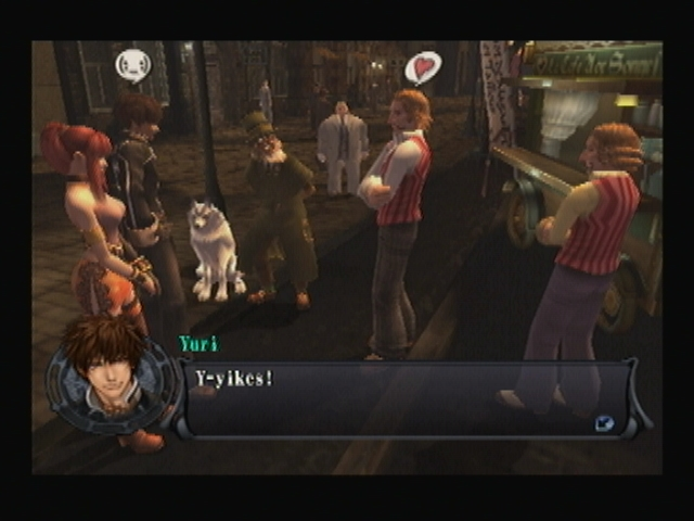 Magimel Brothers Shadow Hearts Covenant