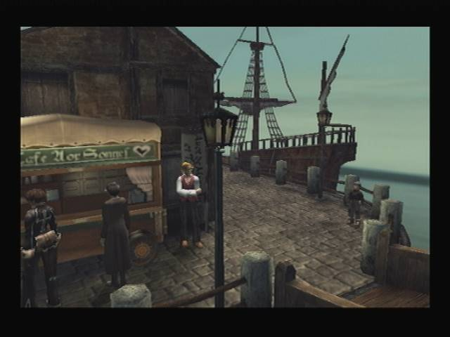 Le Havre Shadow Hearts Covenant