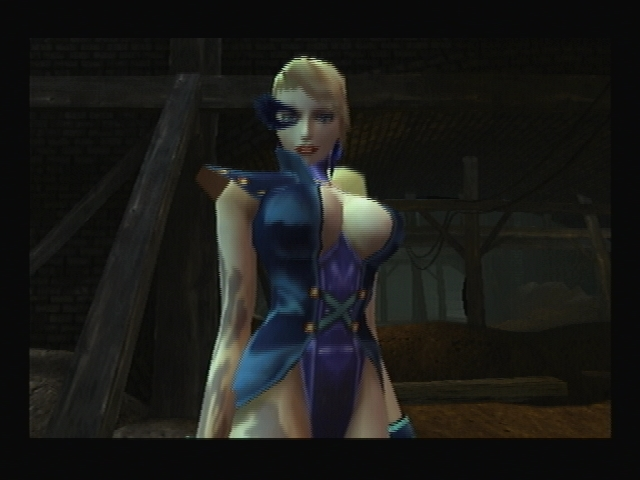 Veronica Vera Subway Shadow Hearts Covenant