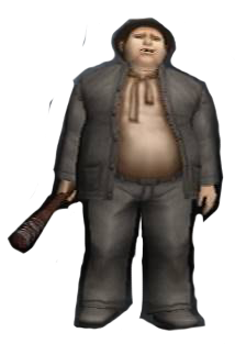 Fat Thug Shadow Hearts Covenant