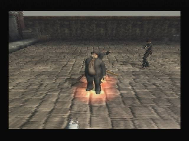 Fat Thug Battle Shadow Hearts Covenant
