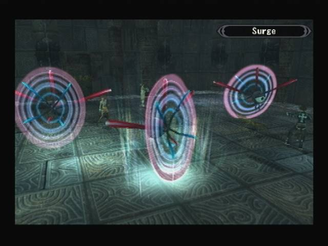 Calamity Orb Surge Shadow Hearts Covenant