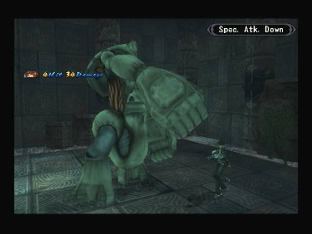 Otheon Special Attack Down Shadow Hearts Covenant