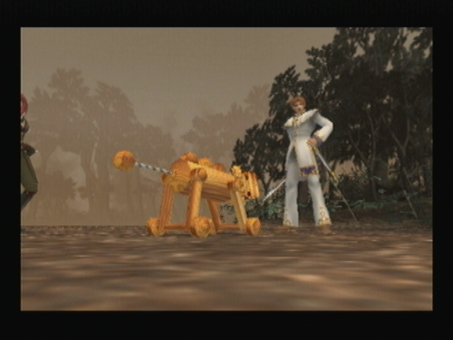 Wooden Lion Shadow Hearts Covenant