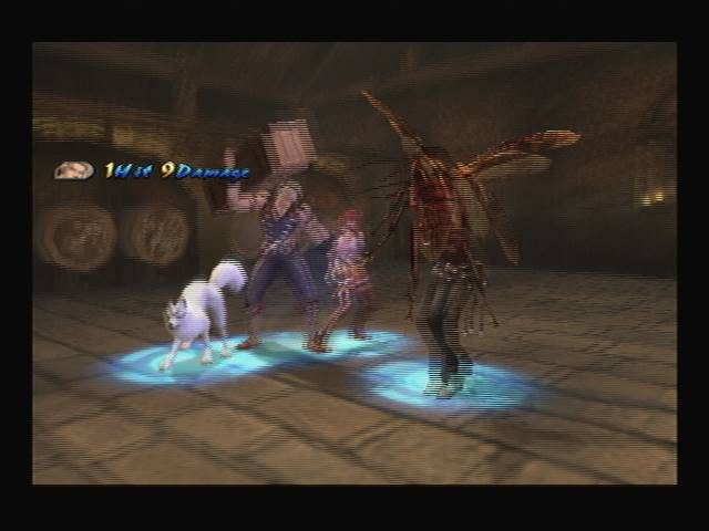 Gregor Attack Shadow Hearts Covenant