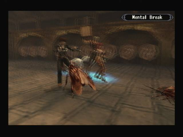 Gregor Mental Break Shadow Hearts Covenant