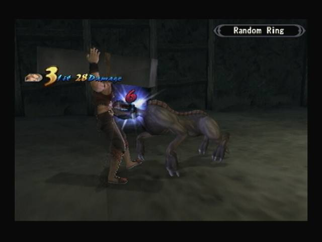 Barghest Shadow Hearts Covenant Random Ring
