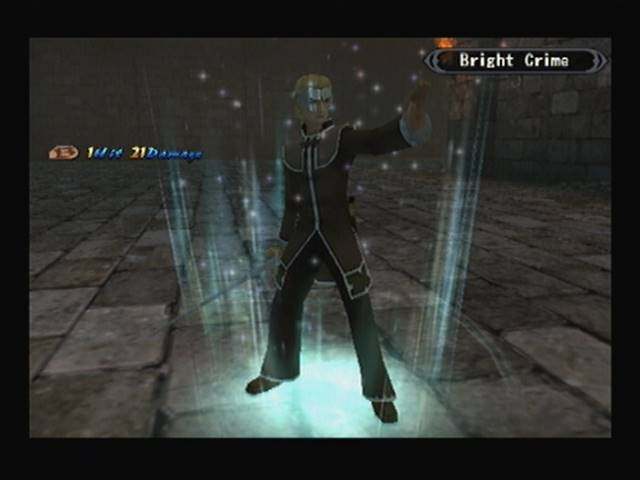 Paladin Bright Crime Shadow Hearts Covenant