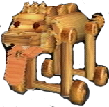 Wooden Lion Shadow Hearts Covenant Monster