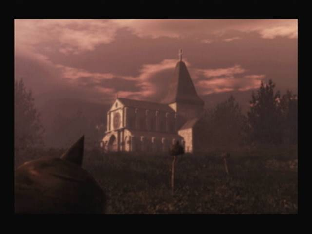 Domremy Church Shadow Hearts Covenant