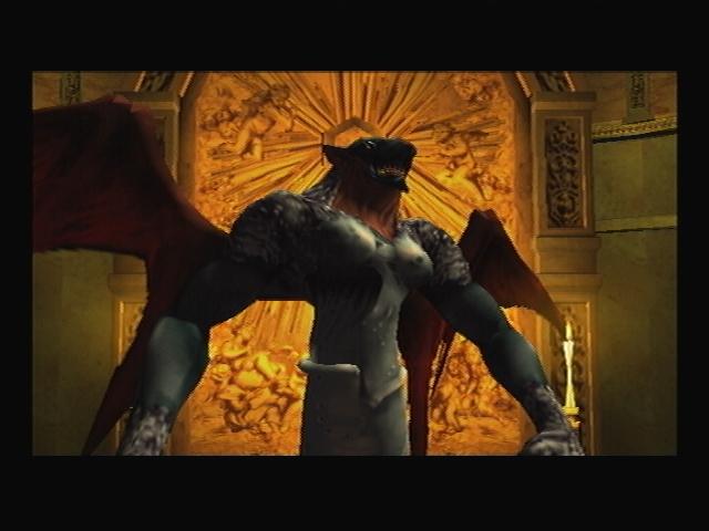 Gargoyle Shadow Hearts Covenant