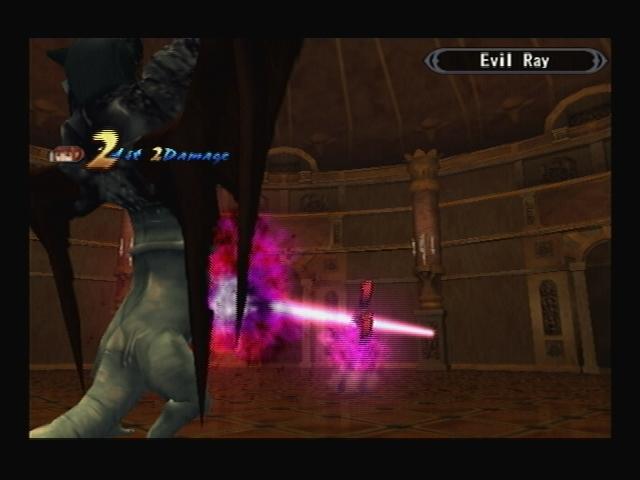 Gargoyle Evil Ray Shadow Hearts