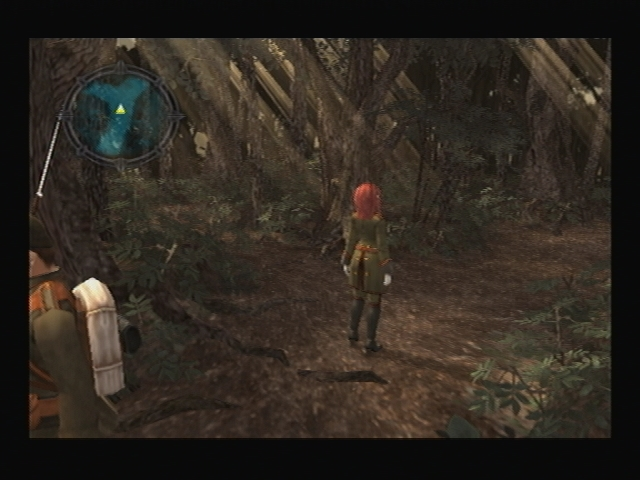 Forest Domremy Shadow Hearts Covenant