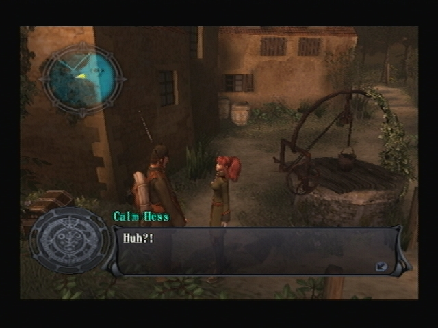 Domremy Centre Shadow Hearts Covenant