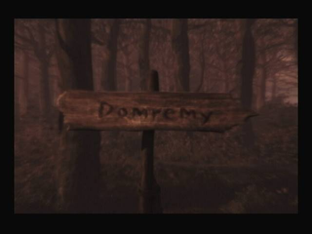 Domremy Sign Shadow Hearts Covenant