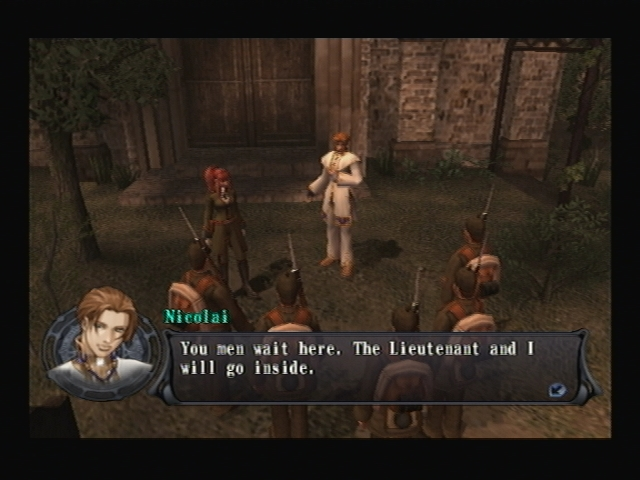 German Army Shadow Hearts Covenant