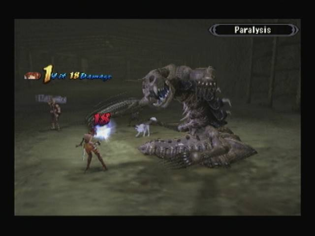 Lambton Worm Paralysis Shadow Hearts Covenant