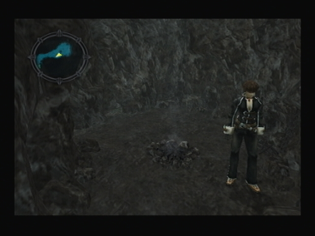 Ardennes Forest Cave Shadow Hearts Covenant