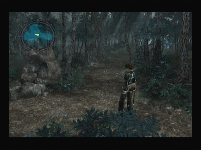 Ardennes Forest Bolder Shadow Hearts Covenant