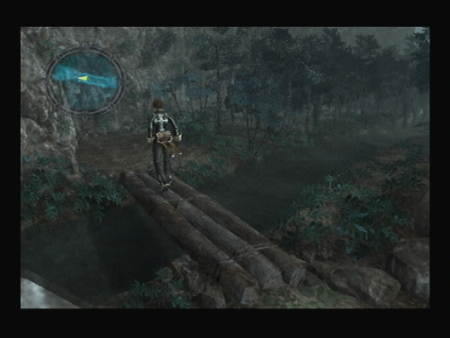Ardennes Forest Log Bridge Shadow Hearts Covenant