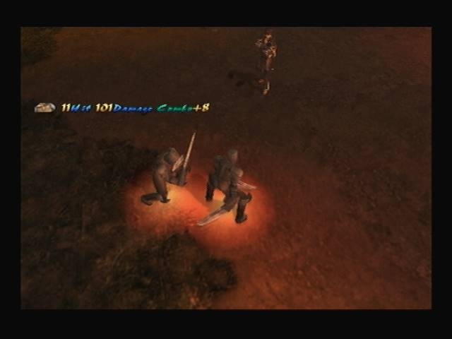 Clawed Commander Combo Shadow Hearts Covenant