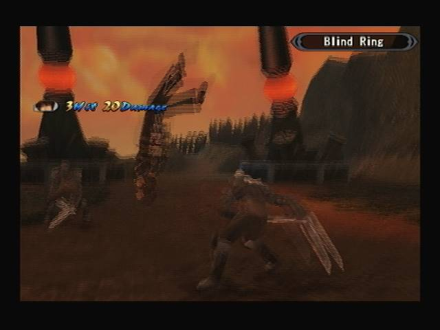Clawed Commander Blind ring Shadow Hearts Covenant