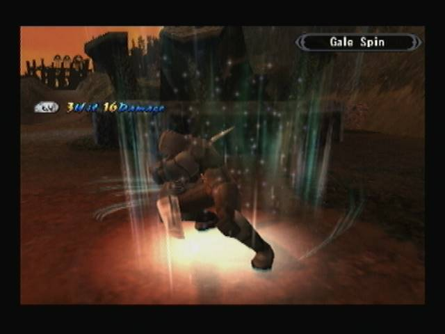 Clawed Commander Gale Force Shadow Hearts Covenant