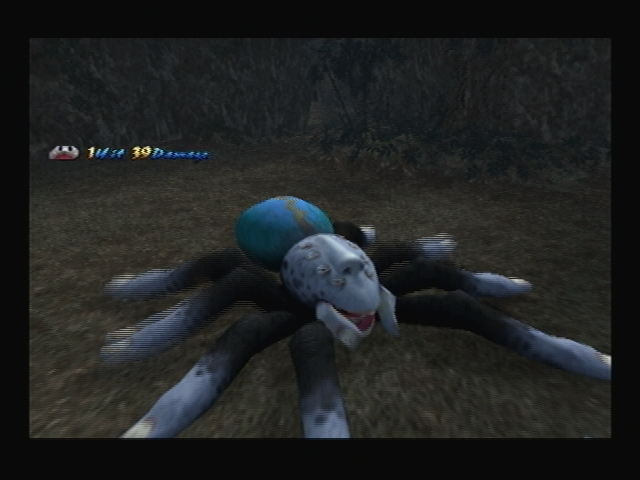 Arachne Crag Shadow Hearts Covenant