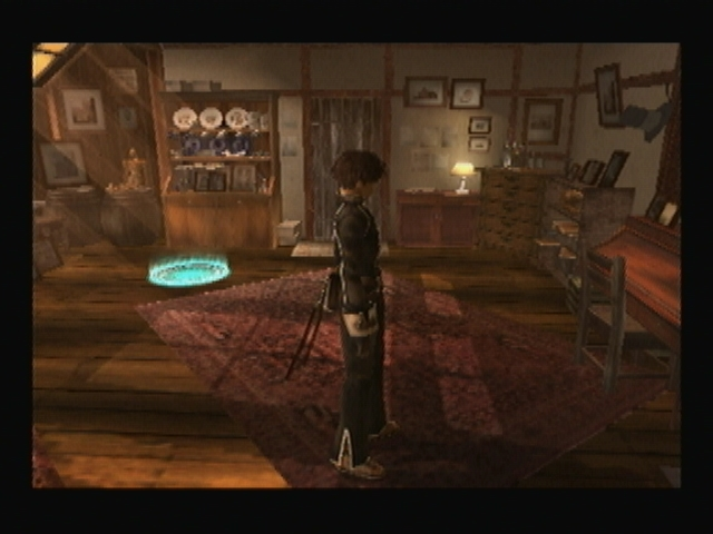 Gepetto apartment Paris Shadow Hearts Covenant