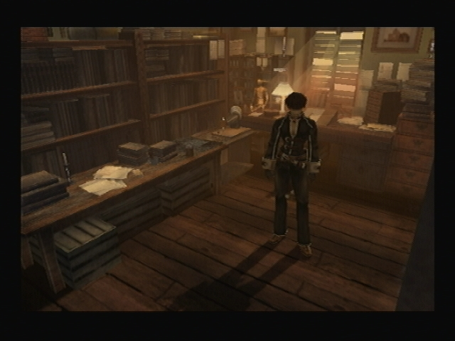 Gepetto Study Shadow Hearts Covenant