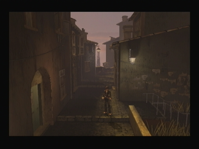 Paris Streets Shadow Hearts Covenant