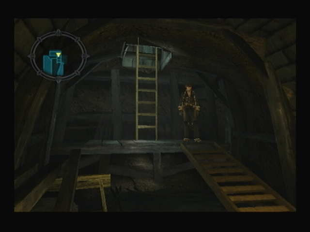 Subway Ladder Shadow Hearts Covenant
