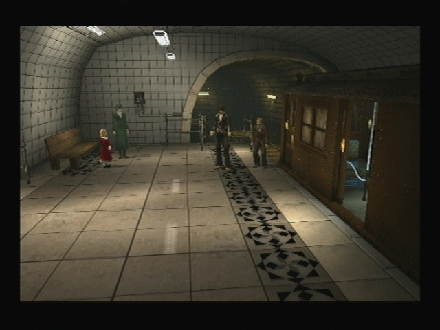 Subway Station Shadow Hearts Covenant